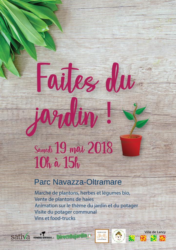 """""""Faites du jardin !"""""""